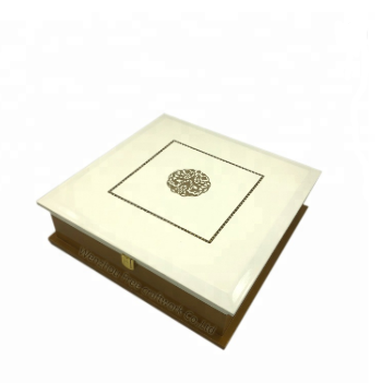 MDF wooden tea box | East Asia Crafts Limited